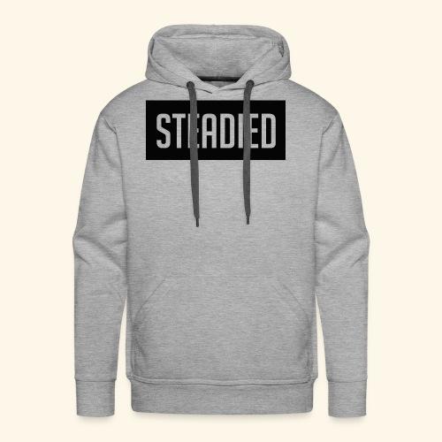 The Steadied Car Official Spread Design - Men's Premium Hoodie