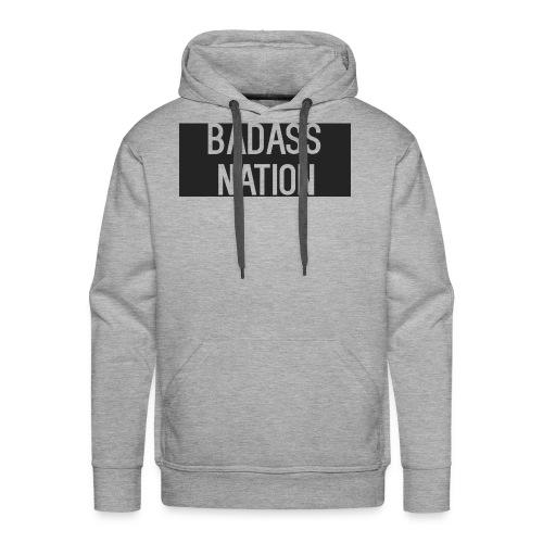 BadassNation - Men's Premium Hoodie