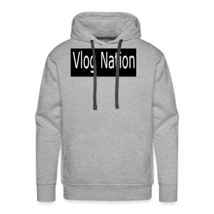 Vlog Nation - Men's Premium Hoodie