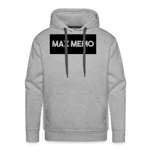 MaxMemo - Men's Premium Hoodie