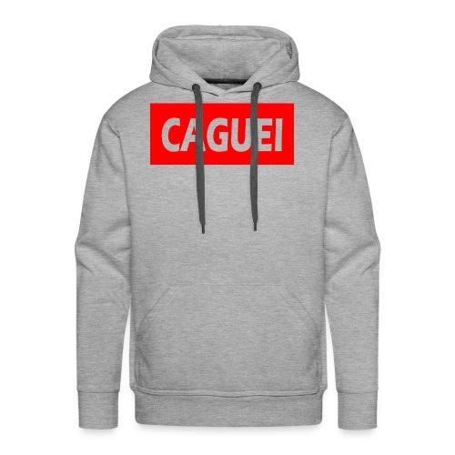 CAGUEI VERMELHO - Men's Premium Hoodie