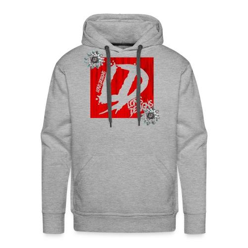 LOTVS DESIGNS RED SERIES - Men's Premium Hoodie