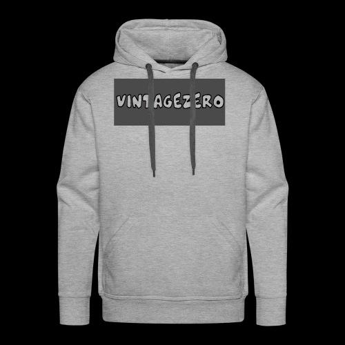 VintageZero - Men's Premium Hoodie
