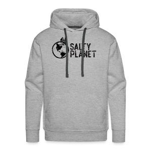 Salty Planet Dos - Men's Premium Hoodie
