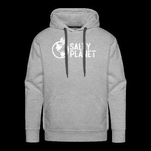 Salty Planet - Men's Premium Hoodie