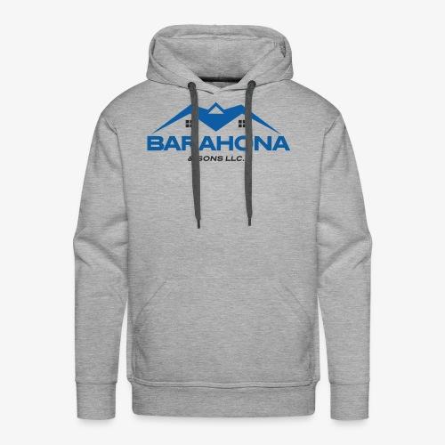 Barahona Sons LLC LOGO - Men's Premium Hoodie