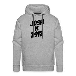 JoshK2912 Design - Men's Premium Hoodie