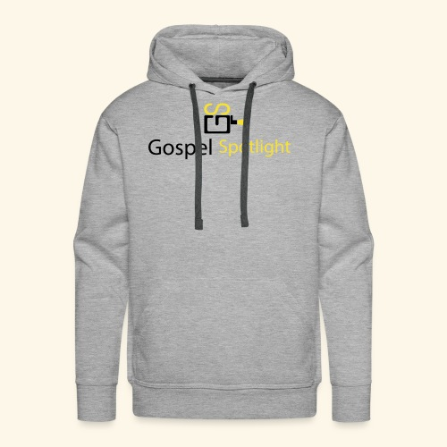 Gospel Spotlight - Men's Premium Hoodie