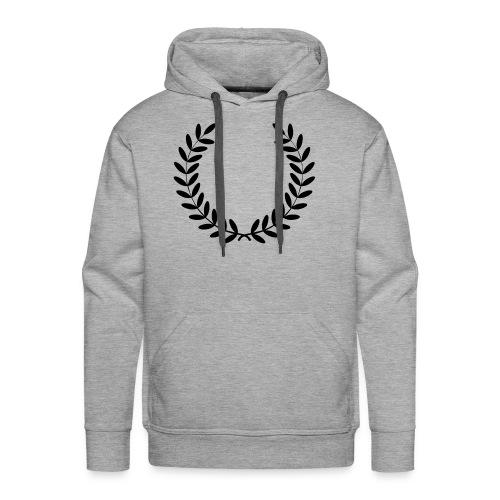 the design of - Men's Premium Hoodie