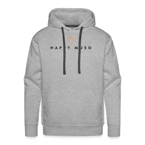 Happy Muso Official - Men's Premium Hoodie