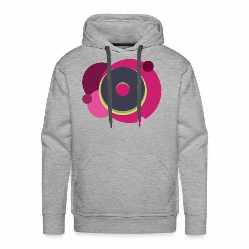 Pink Donut - Men's Premium Hoodie
