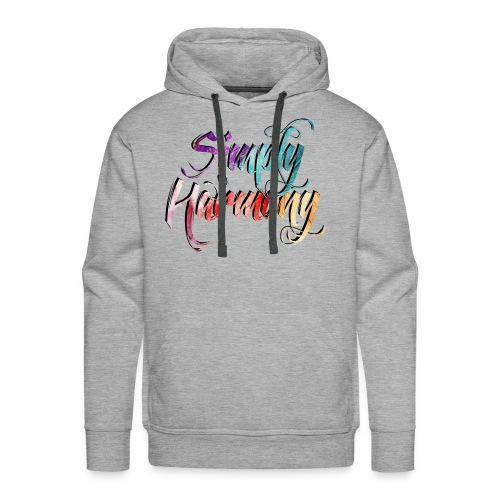 Simply Harmony - Men's Premium Hoodie