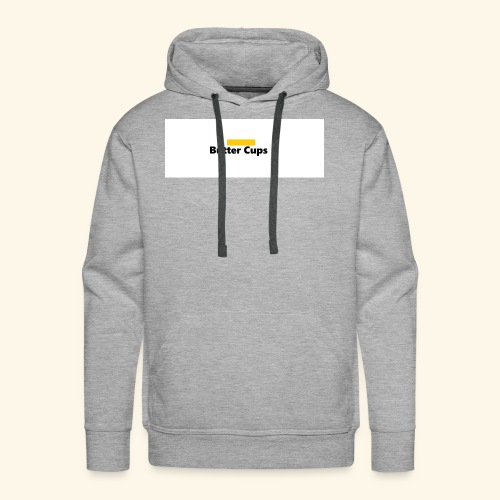 Butter Cups Merch - Men's Premium Hoodie