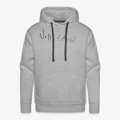 Alex in Pencil - Men's Premium Hoodie