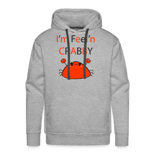 Crabby - Men's Premium Hoodie
