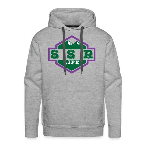 SSR Life - Men's Premium Hoodie