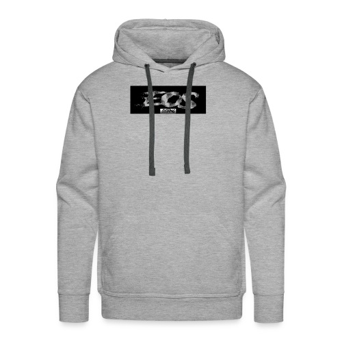 EOS clothing // NEW Brush logo - Men's Premium Hoodie