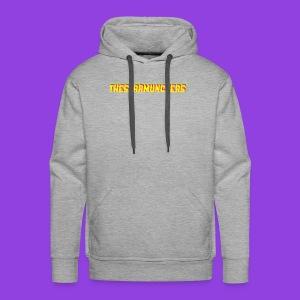 TheStarMunchers Logo - Men's Premium Hoodie