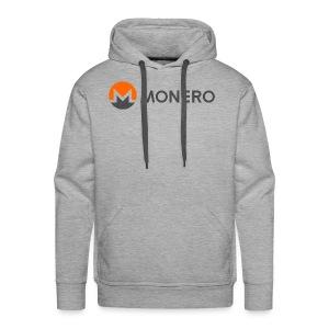 monero - Men's Premium Hoodie