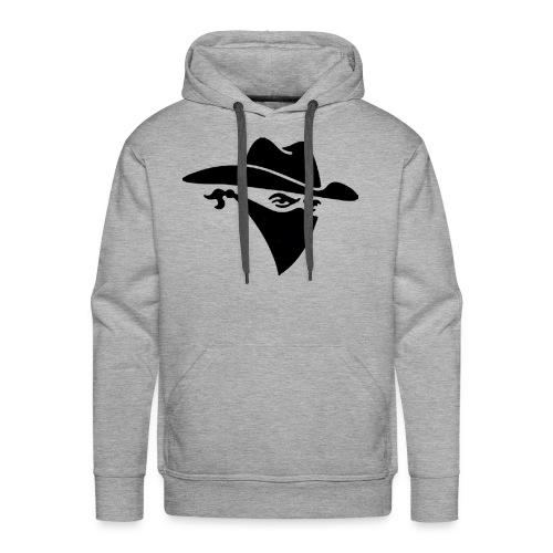 Bandit PNG Clipart v1 - Men's Premium Hoodie
