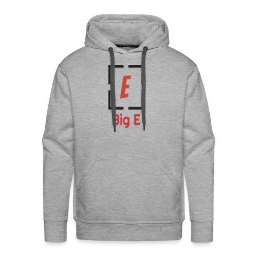 Big E Basic - Men's Premium Hoodie