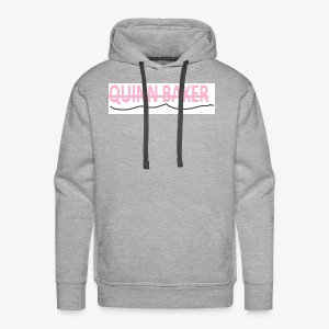 Breast Cancer Awareness - Men's Premium Hoodie