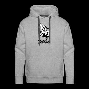 SilverWolf Tricking - Men's Premium Hoodie