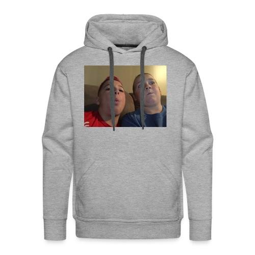 Friend and I - Men's Premium Hoodie