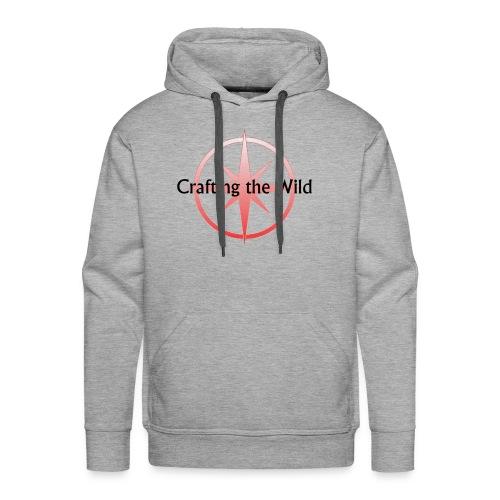 Crafting The Wild - Men's Premium Hoodie