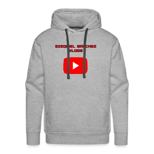 Ezequiel Sanchez Vlogs - Men's Premium Hoodie