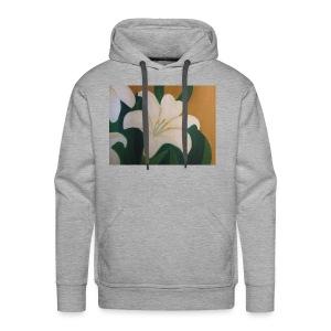 Single Flower - Men's Premium Hoodie