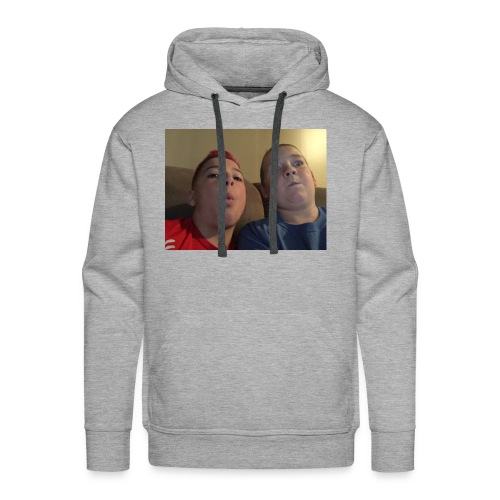 Friend and I - Men's Premium Hoodie