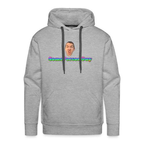SomePersonGuy TShirt - Men's Premium Hoodie