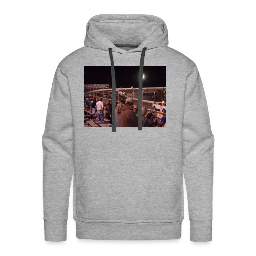 super cup stock car series 2017 - Men's Premium Hoodie