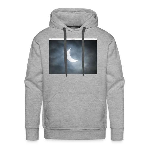 Moon - Men's Premium Hoodie