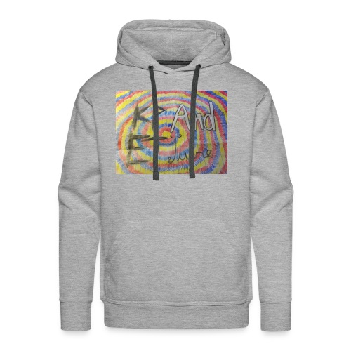 KP and ET tube - Men's Premium Hoodie