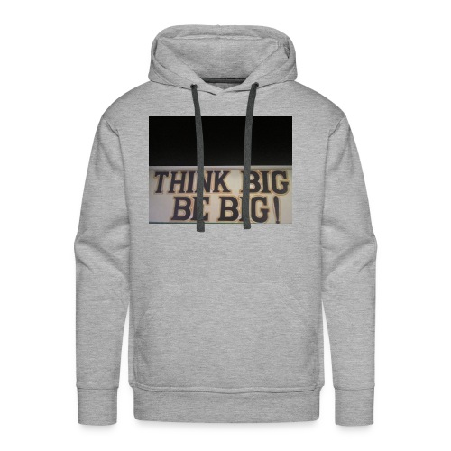 A Mind Is A Bad Thing To Waste. - Men's Premium Hoodie