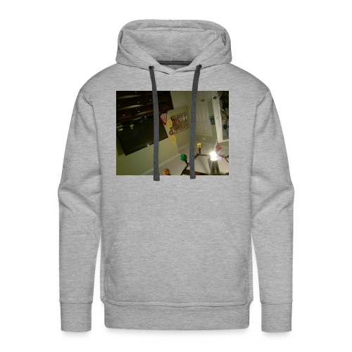 My first t-shirt - Men's Premium Hoodie