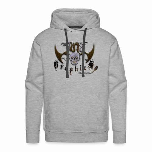 june aop graphics - Men's Premium Hoodie
