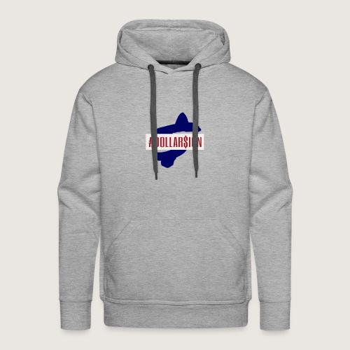 DollarSign Hashtag - Men's Premium Hoodie