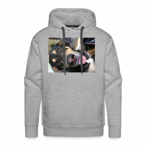 The cutest dog ever - Men's Premium Hoodie