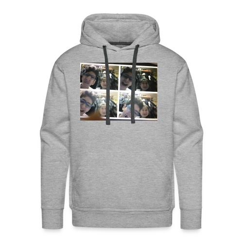 The silly kind - Men's Premium Hoodie