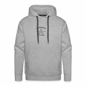 CanadianEh - Men's Premium Hoodie