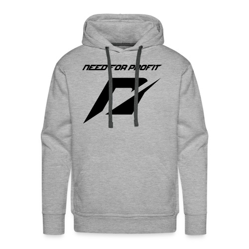 need for profit - Men's Premium Hoodie