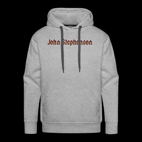 John Stephenson - Men's Premium Hoodie