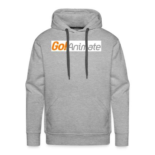 GoAnimate Company Logo - Men's Premium Hoodie