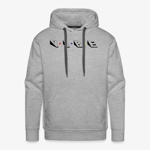 Vibe Logo - Men's Premium Hoodie
