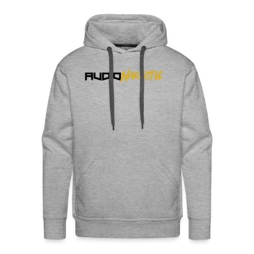 Audio Narcotic Gold - Men's Premium Hoodie