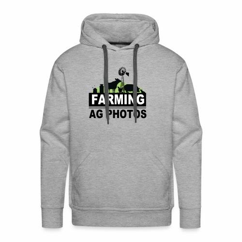 Farming Ag Photos - Men's Premium Hoodie
