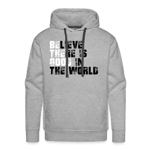 Be The Good - Men's Premium Hoodie